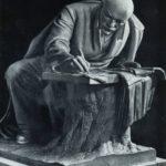 Soviet sculptures high spiritual pathos