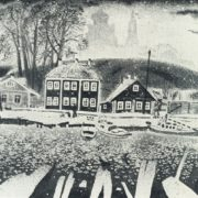 V.Yu. Filipenko. The first frost. 1979