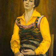Woman's portrait. 1981