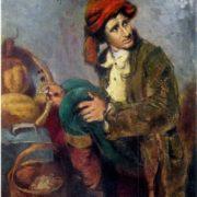 Young imeretin. 1939. Ucha Japaridze (1906-1988)