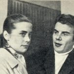 Soviet Russian film actress Natalia Saiko