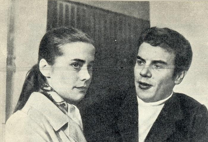 Gennady Saifulin and Natalia Saiko in 'My street'