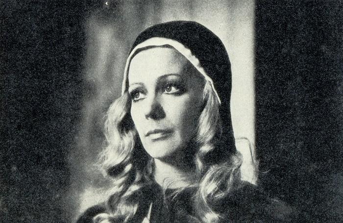 I am actress. 1980