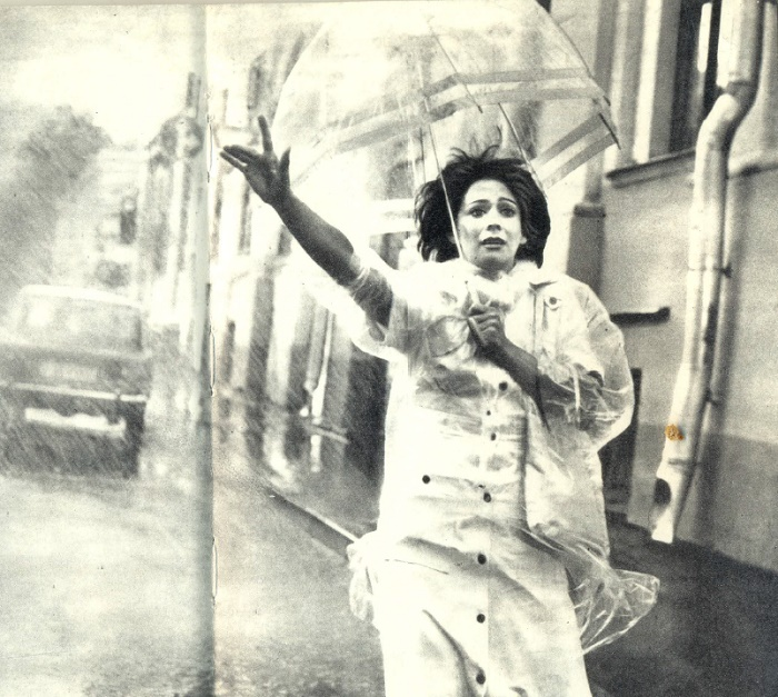 Lethargy. 1983