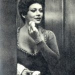 Soviet theater and film actress Kyunna Ignatova