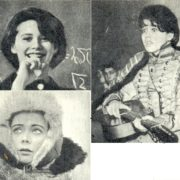 Portraits of various years
