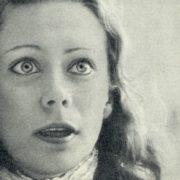 Saiko In the role of Vera Komissarzhevskaya