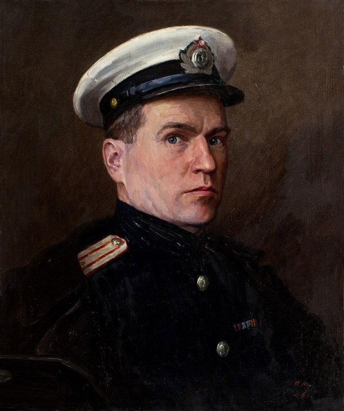 Self-portrait. 1946