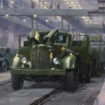 The Soviet Union automobile industry in 1953