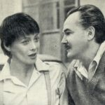 Soviet Russian film actress Natalia Saiko