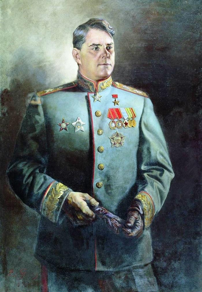 A.M. Vasilevsky. 1944