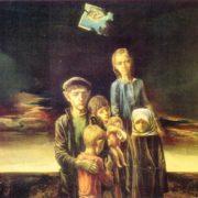 E.A. Belogurov. Children of war. 1979
