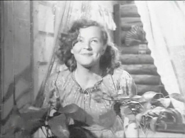 Movie 'Big Land'. 1944
