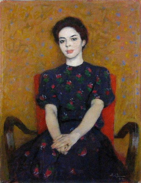 Natasha Miroshnikova. 1984