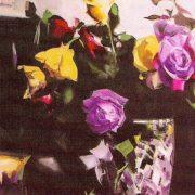 Roses. Still life