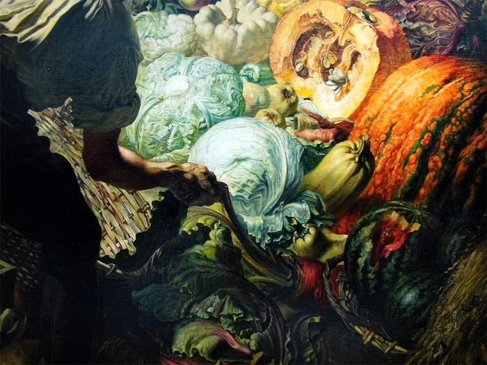 Vegetables. New land. 1927