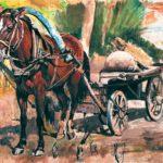 Soviet Armenian artist Minas Avetisyan 1928-1975