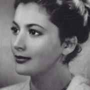 Cinema and theater actress Kyunna Ignatova