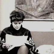 Theater and film actress Kyunna Ignatova