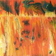 Tapestry 'live'. Hand weaving. 1981-1982. Danute Kvetkyavichute