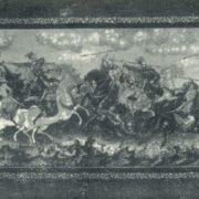 I. Morozov. Fight. 1945