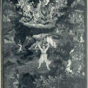 N. Zinoviev. The spirit of Ancestors. 1943