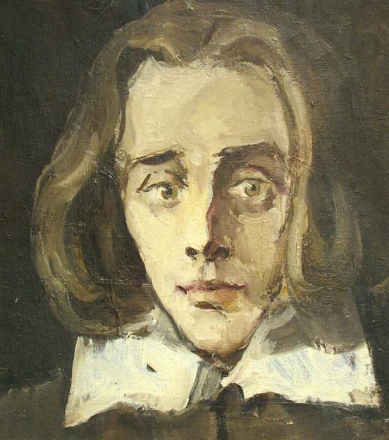 Soviet Avant-garde artist Dmitry Krasnopevtsev