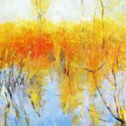 Colorful autumn, landscape