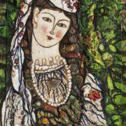 Female Portrait. 1985
