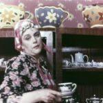 Famous Soviet episode actress Nina Agapova