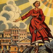 What did the October Revolution give to the worker and peasant woman. Author unknown. 1920