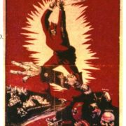 Wrangel still alive. Finish Him without mercy. Poster. 1920. D. Moor