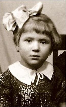Child photo, Galina Polskikh