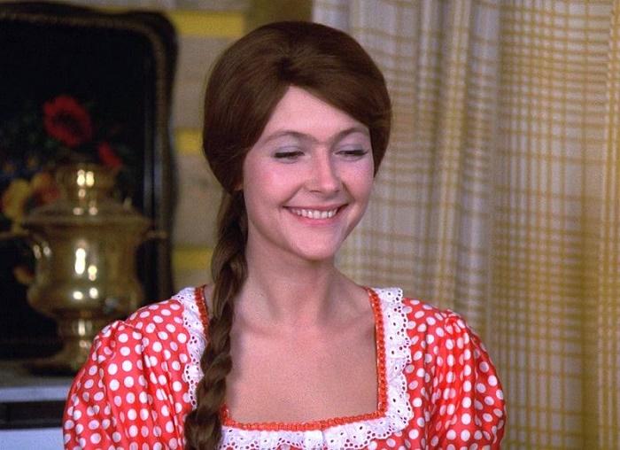 Comedy film 'Afonya'. 1972