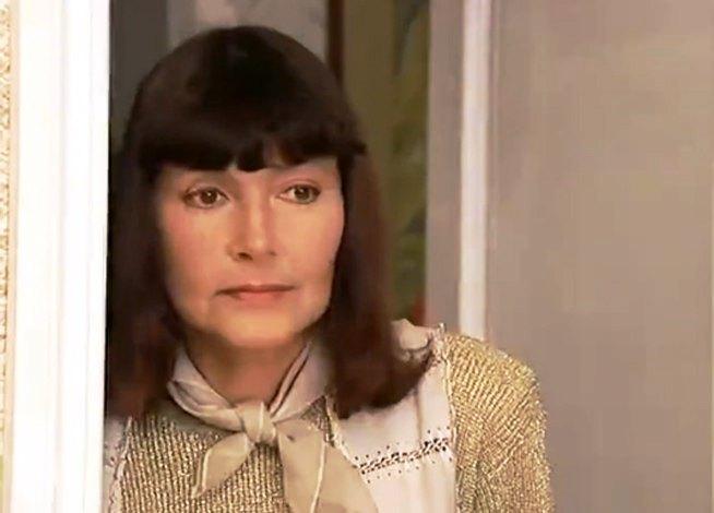 Famous Soviet actress Nina Maslova
