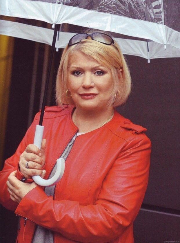 Favorite actress Galina Polskikh
