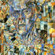 Painting 'Head'