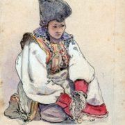 Portrait of Erke Kaibasheva