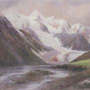 The Glacier Gebler - The Origins Of The Katun. 1899