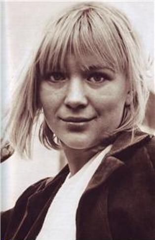 Young Soviet actress Galina Polskikh