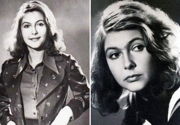 Young actress Nina Maslova