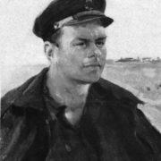 The mechanic of the state farm Altai Zavozov