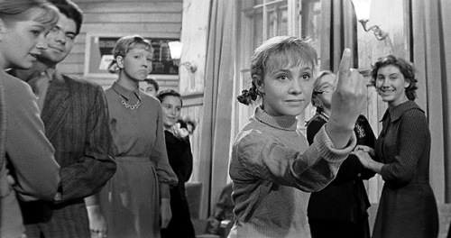 1961 Soviet film The Girls