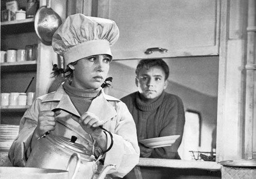 1961 Soviet film The Girls
