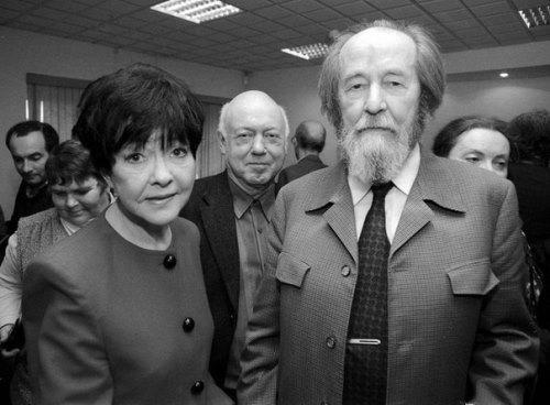 Bella Akhmadullina, Anatoly Solzhenitsyn