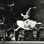 Outstanding Soviet ballerina Olga Lepeshinskaya