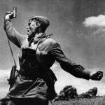 Soviet photographer Max Alpert