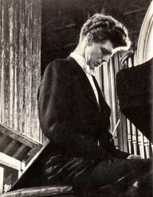 Harvey Lavan 'Van' Cliburn, Jr. American pianist