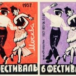 6th World Festival of Youth in USSR