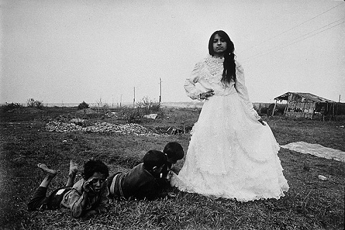 USSR gypsies by Soviet photographer Ljalja Kuznetsova
